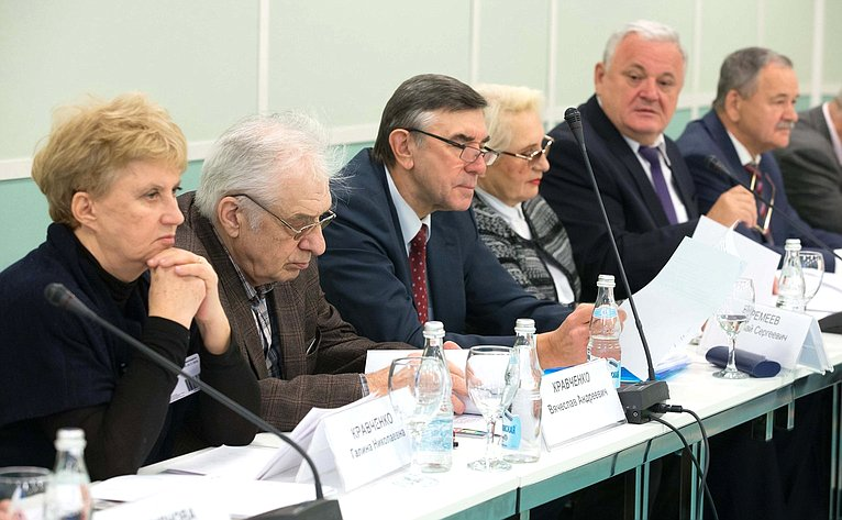 Заседание Комитета Совета Федерации